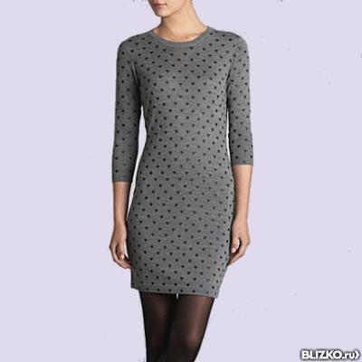 Трикотажное платье челябинск