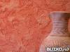 Нанесение на стены итальянской декоративной шпатлёвки ( венецианка )