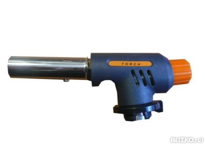 Горелка для газового баллончика