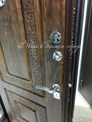 двери входные город королев
