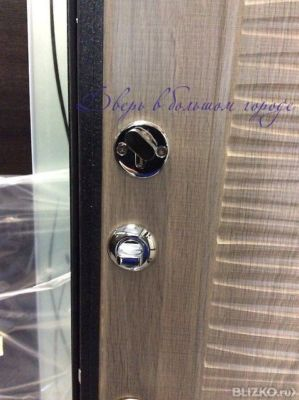 купить входные двери с очень хорошей шумоизоляцией
