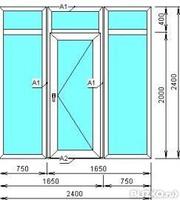 входная дверь 2400