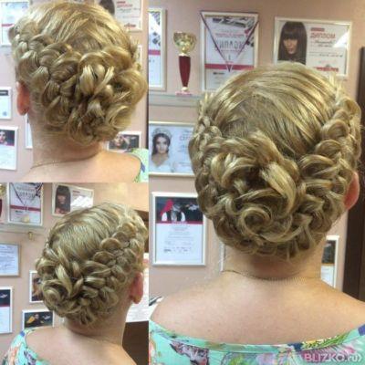 Плетение кос в сочи цена