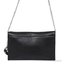 5ec328314a81 Женская сумка через плечо GALADAY из натуральной кожи, черная (GD7824)
