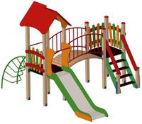 Детский игровой комплекс ДИК-27