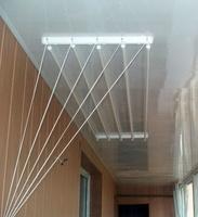 Бельевые сушилки на балкон